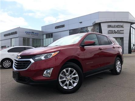 2019 Chevrolet Equinox LT (Stk: U164313) in Mississauga - Image 1 of 20