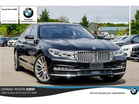 2017 BMW 750 Li xDrive (Stk: PW5556) in Kitchener - Image 1 of 22