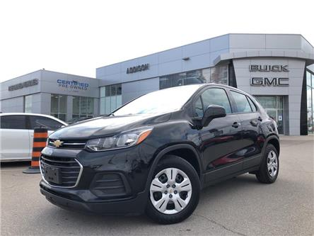 2017 Chevrolet Trax LS (Stk: U185516) in Mississauga - Image 1 of 20