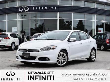 2015 Dodge Dart Limited (Stk: UI1368A) in Newmarket - Image 1 of 23