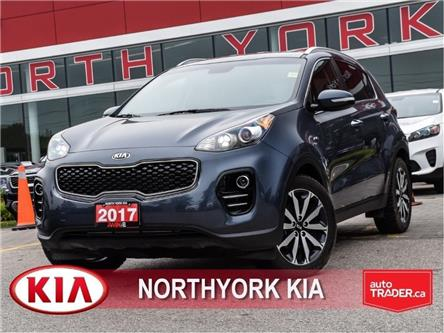 2017 Kia Sportage  (Stk: P0252) in Toronto - Image 1 of 25