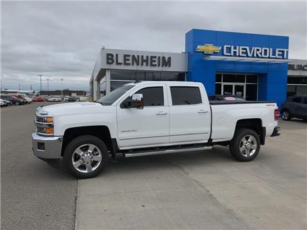 2016 Chevrolet Silverado 2500HD LTZ (Stk: M006A) in Blenheim - Image 1 of 18