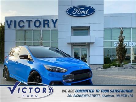 2018 Ford Focus RS Base (Stk: V7035) in Chatham - Image 1 of 23