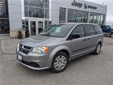 2017 Dodge Grand Caravan CVP/SXT (Stk: 03136-OC) in Orangeville - Image 1 of 15