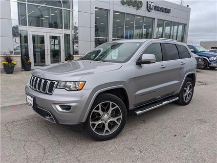 2018 Jeep Grand Cherokee Limited (Stk: 03138-OC) in Orangeville - Image 1 of 22