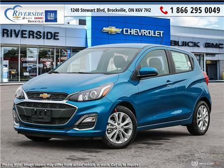 2021 Chevrolet Spark 1LT CVT (Stk: 21-015) in Brockville - Image 1 of 22