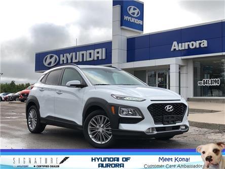 2019 Hyundai Kona  (Stk: L5235) in Aurora - Image 1 of 23