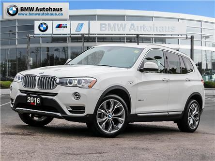 2016 BMW X3 xDrive35i (Stk: P9680) in Thornhill - Image 1 of 26