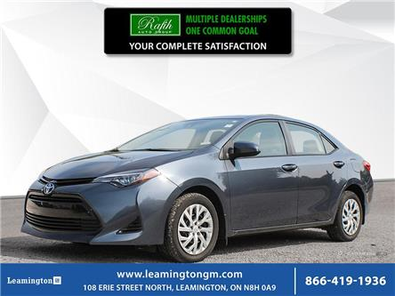 2019 Toyota Corolla LE (Stk: U4521) in Leamington - Image 1 of 30