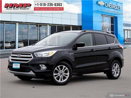 2018 Ford Escape SE (Stk: 88214) in Exeter - Image 1 of 27