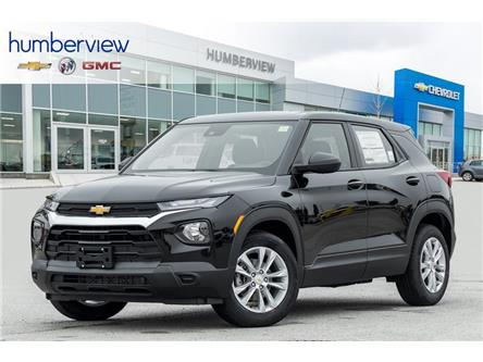 2021 Chevrolet TrailBlazer LS (Stk: 21TB012) in Toronto - Image 1 of 18