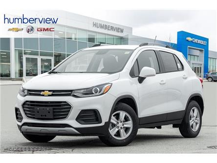 2021 Chevrolet Trax LT (Stk: 21TX001) in Toronto - Image 1 of 18