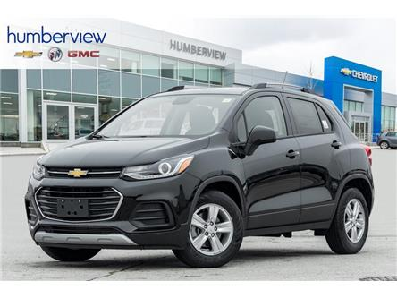 2021 Chevrolet Trax LT (Stk: 21TX003) in Toronto - Image 1 of 18