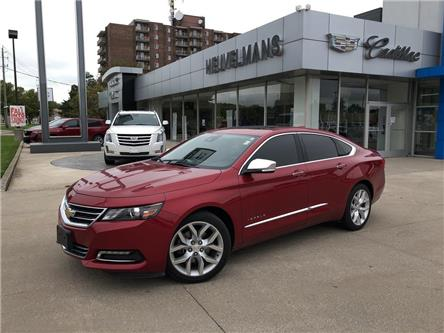 2015 Chevrolet Impala 2LZ (Stk: TL557A) in Chatham - Image 1 of 18
