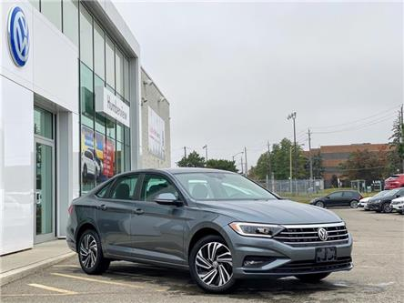 2019 Volkswagen Jetta 1.4 TSI Execline (Stk: 97658A) in Toronto - Image 1 of 22