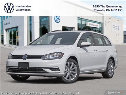 2019 Volkswagen Golf SportWagen 1.8 TSI Highline (Stk: 98073) in Toronto - Image 1 of 23