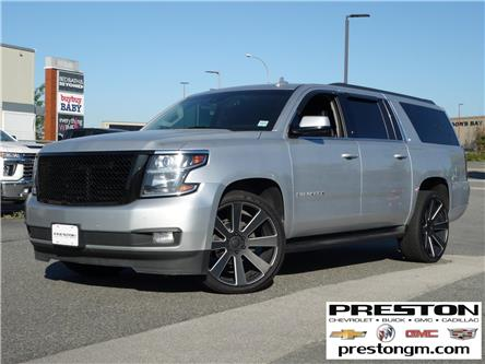 2017 Chevrolet Suburban LT (Stk: 0209991) in Langley City - Image 1 of 28