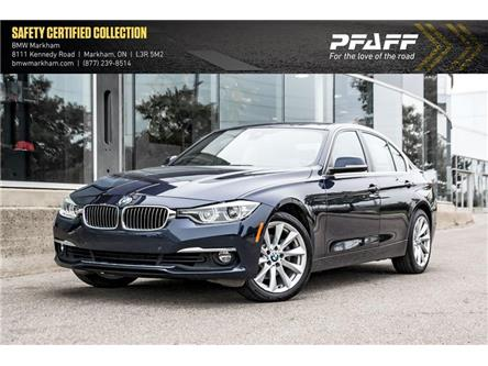 2017 BMW 330i xDrive Sedan (8D97) (Stk: D13372) in Markham - Image 1 of 22