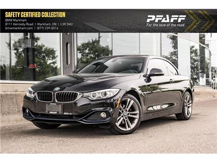 2016 BMW 428i xDrive (Stk: O13384) in Markham - Image 1 of 22