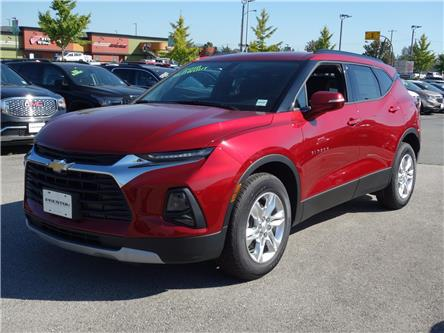 2019 Chevrolet Blazer 3.6 (Stk: 9013330) in Langley City - Image 1 of 6