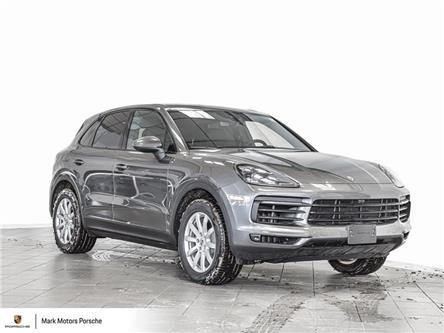 2019 Porsche Cayenne Base (Stk: 63020) in Ottawa - Image 1 of 17