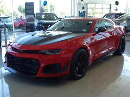 2020 Chevrolet Camaro ZL1 (Stk: 0210570) in Langley City - Image 1 of 6