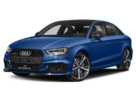 2020 Audi RS 3 2.5T (Stk: 53587) in Ottawa - Image 1 of 9