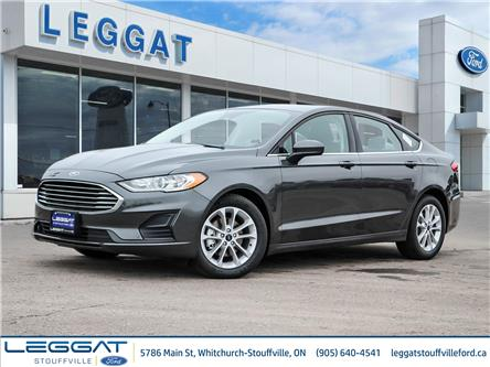 2020 Ford Fusion SE (Stk: 20-07-170) in Stouffville - Image 1 of 28