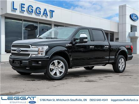 2020 Ford F-150 Platinum (Stk: 20-50-225) in Stouffville - Image 1 of 28