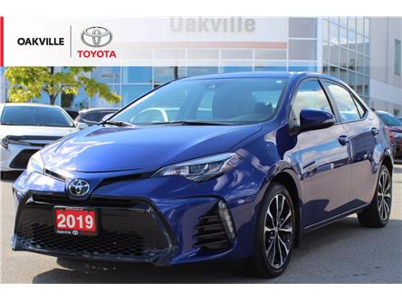 2019 Toyota Corolla SE (Stk: P3872) in Oakville - Image 1 of 16