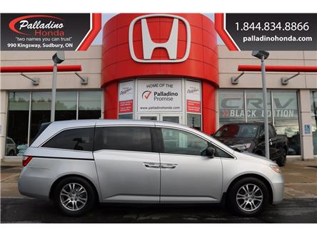 2013 Honda Odyssey EX-L (Stk: 22432A) in Greater Sudbury - Image 1 of 28