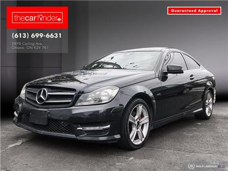 2012 Mercedes-Benz C-Class Base (Stk: ) in Ottawa - Image 1 of 22