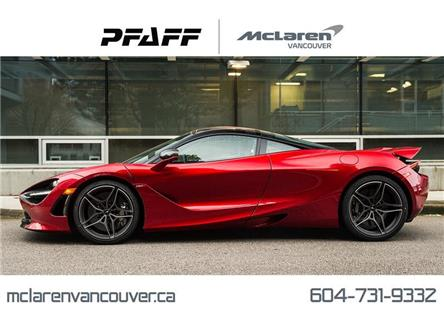 2019 McLaren 720S Performance Coupe (Stk: MV0240) in Vancouver - Image 1 of 20