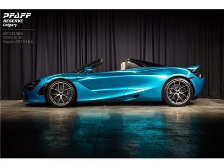 2020 McLaren 720S Spider Luxury (Stk: MV0277) in Vancouver - Image 1 of 22
