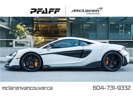 2019 McLaren 600LT Coupe (Stk: MV0303) in Vancouver - Image 1 of 18
