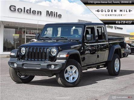 2020 Jeep Gladiator Sport S (Stk: 20-6015) in London - Image 1 of 27