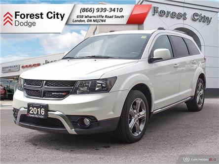2016 Dodge Journey Crossroad (Stk: 9-Z019E) in London - Image 1 of 14