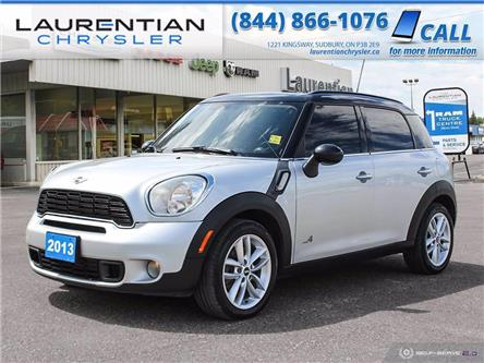 2013 MINI Countryman Cooper S (Stk: 20014A) in Sudbury - Image 1 of 25