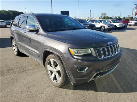 2016 Jeep Grand Cherokee Overland (Stk: 5756 Ingersoll) in Ingersoll - Image 1 of 11