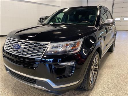 2019 Ford Explorer Platinum (Stk: W12484) in Calgary - Image 1 of 26