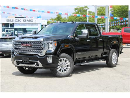 2020 GMC Sierra 2500HD Denali (Stk: 3007740) in Toronto - Image 1 of 43