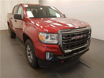 2021 GMC Canyon AT4 w/Leather (Stk: 219832) in Lethbridge - Image 1 of 29