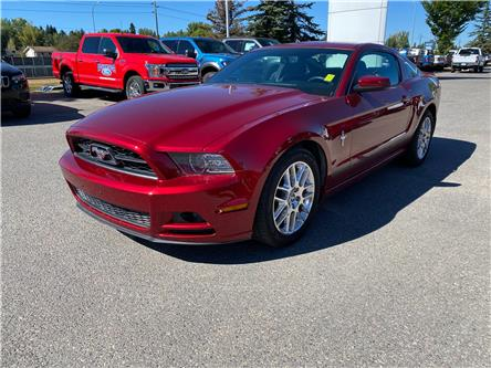 2014 Ford Mustang V6 Premium (Stk: L-1247A) in Calgary - Image 1 of 22