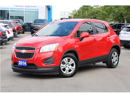 2014 Chevrolet Trax LS (Stk: 3011489B) in Toronto - Image 1 of 23