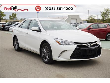 2017 Toyota Camry SE (Stk: 89987) in Hamilton - Image 1 of 8