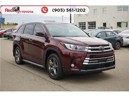 2018 Toyota Highlander Limited (Stk: 89832) in Hamilton - Image 1 of 9