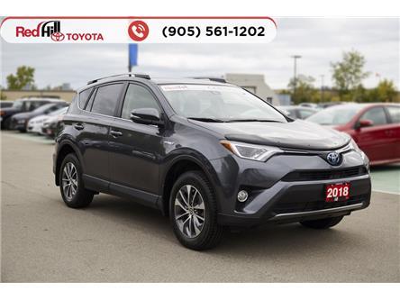 2018 Toyota RAV4 Hybrid LE+ (Stk: 18103A) in Hamilton - Image 1 of 24