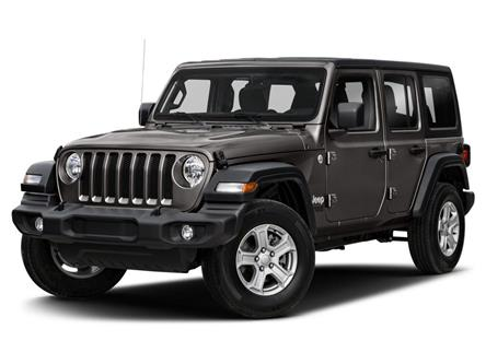 2019 Jeep Wrangler Unlimited Sahara (Stk: V09002) in Cornwall - Image 1 of 9