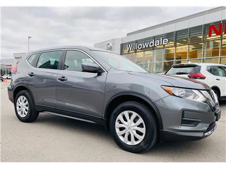 2018 Nissan Rogue S (Stk: ) in Thornhill - Image 1 of 18
