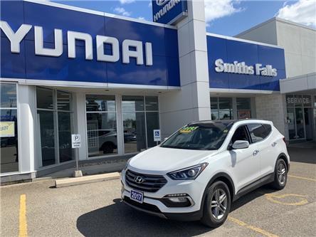 2017 Hyundai Santa Fe Sport 2.4 SE (Stk: 99401) in Smiths Falls - Image 1 of 7